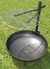 Grillrost für Feuerschale Pflanzschale Holzfeuerschale Feuerstelle  Ø 60 cm