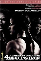 Million Dollar Baby (DVD, 2005, 2-Disc Set, Widescreen) Factory Sealed - New