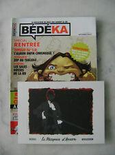 Bedeka n° 7 + ex-libris marquis d'anaon - Mathieu Bonhomme