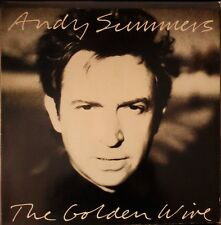 Andy Summers (The Police) The Golden Wire/solista LP 1989 Nm incl. OIS