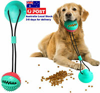 Pet Teeth Cleaning Toy Dog Chew Toothbrush Molar Bite Toy with Suction Cup Toys