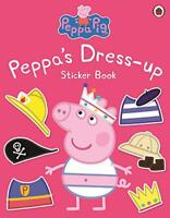Peppa Pig: Peppa Dress-Up Sticker Book by , NEW Book, FREE & Fast Delivery, (Pap