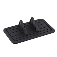 Non-slip Silicone Pad Mat Car in-Dash Mount Holder Cradle Dock For Cell Phone