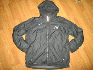 Mens NIKE STORM FIT insulated full zip coat jacket XL