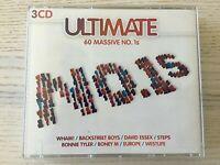ULTIMATE NUMBER 1'S - 60 TRACKS - 3 x CD Album #302