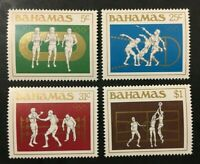 Stamp Bahamas Stamp - Yvert and Tellier N°559 IN 562 N MNH (Cyn39)
