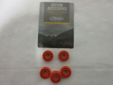 "Mathews custom dampening accessories Rubber roller Orange 5 pack 3/4"" diameter"