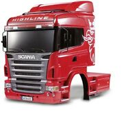 Tamiya Karosserie Scania R620 6x4 Highline 1:14 - 56514