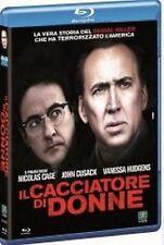 Blu Ray IL CACCIATORE DI DONNE - (2013)  *** Nicolas Cage ***.....NUOVO