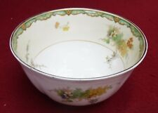 "JOHNSON BROTHERS England china NINGPO pattern Cranberry or Waste Bowl - 5-1/8"""