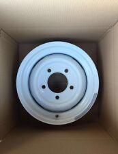 "Single Land Rover Defender 16"" Wheel  Genuine LR *Brand New* Steel Wheel"