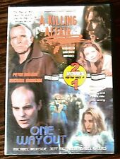 A Killing Affair/One Way Out (DVD, 2004) Michael Ironside Peter Weller