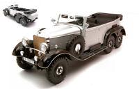 Model Car Scale 1:18 Mercedes G4 W31 diecast vehicles road vintage