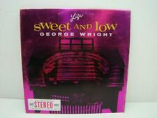 Sweet And Low  George Wright  L1011 HIFI