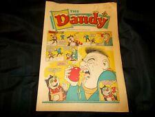 DANDY Comic Issue #1519 January 2nd 1971 Korky & The Mustard Apple