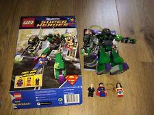 LEGO SUPERMAN V,S POWER ARMOUR LEX 6862 IN BOX
