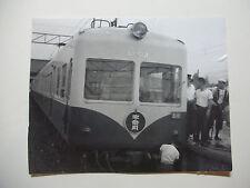 JAP566 - TOYAMA TIHO RAILWAY Co ~ TRAIN No14782 PHOTO at Kamiti Japan