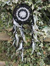 Fair Trade Hand Made Crochet Dream Catcher Dreamcatcher Mobile Wall Hanging