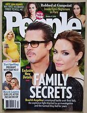 Angelina Jolie Brad Pitt Jana Kramer Tori Spelling Nene Leake People Oct 17 2016