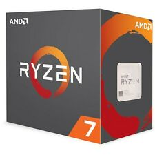 AMD Ryzen 7 1700X Processor 16 MB Cache 3.4 GHz AM4 8 Core 16 Thread Desktop CPU