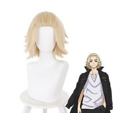 Tokyo Revengers Manjiro Sano Mikey Cosplay Wigs Anime styled Wig