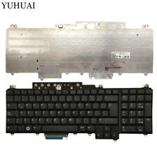 FOR DELL black OEM ORIGINAL INSPIRON 1720 1721 Latin LAPTOP KEYBOARD 0UW739