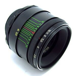 ✅ HELIOS 44-2 f2/58mm - SERVICED - MADE in USSR-1983 year №83130515