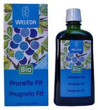 Weleda Prugnolo Fit - Sciroppo con zucchero