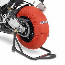 Motorrad Reifenwärmer ConStands Superbike 60-80 °C Set Orange