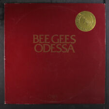 """BEE GEES: Odessa LP (WLP, single disc '76 re, sl cw, """"collectors edition"""" toc,"""