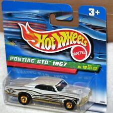Hot Wheels Treasure Hunt Nr.10 aus 2000; der 1967 Pontiac GTO; Super Modell  MOC