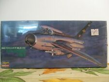 VINTAGE HASEGAWA 1/72 BAC LIGHTNING F.Mk.6     #622  factory sealed