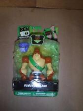 "NEW SEALED BANDAI BEN 10 OMNIVERSE 6"" FEATURE FIGURE HUMUNGOUSAUR #36089"