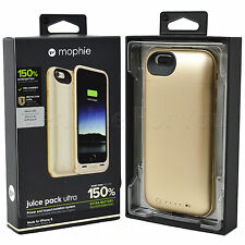 "MOPHIE JUICE PACK ULTRA 3950mAH BUILT IN BATTERY CASE FOR IPHONE 6S/6 4.7"" -Gold"