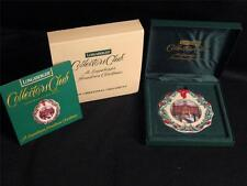 Longaberger 1996 Collectors Club Hometown 