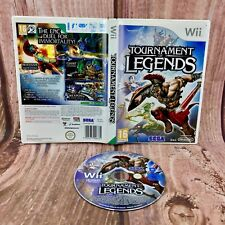 Nintendo Wii Video Games Tournament of Legends Wii U VGC  sega pal fighting