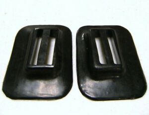 Front Bumper Arm Grommets 1939 Deluxe Ford 1940 All 40-1941 Pickup