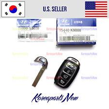 Smart Key Proximity FOB Keyless 2 items ⭐GENUINE⭐ Hyundai Veloster N 2019-2020