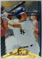 1996 96 Pinnacle Derek Jeter RC Rookie #171, New York Yankees