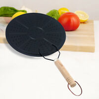 Induction Hob Converter Heat Diffuser Disc Adapter Plate Saucepan Pot Frying Pan