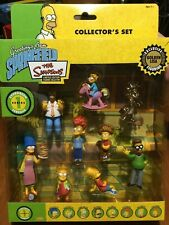 The Simpsons - Limited Edition Figurine Collection Series 1