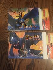 How to Train Your Dragon invitations and thank you cards Hallmark 8 per pack