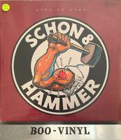 Neil Schon & Jan Hammer - Here To Stay - Vinyl LP 1982 - Journey A1B1 Ex Con