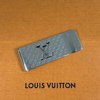 LOUIS VUITTON Money clip M65041 Pance Vie Champs Elysees Stainless Steel unisex