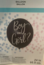 baby gender reveal party supplies