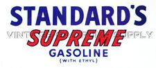 Standard's Supreme Flat Ad Glass (AG442)