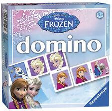 DISNEY FROZEN DOMINO RAVENSBURGER GAME