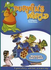 Durwin's World of Animated Picture Books (DVD 2008) Monster's Don't Count