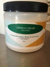 Arnica Pain Relieving Cream with DMSO 16oz