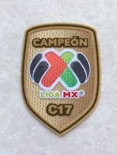2017-2018 CAMPEON LIGA MX C17 Mexico Soccer League Patch Badge Parche